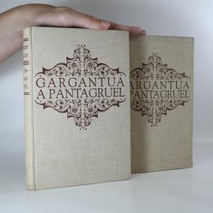 náhled knihy - Gargantua a Pantagruel (5 dílů ve 2 svazcích, viz foto)