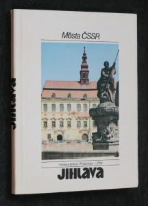 náhled knihy - Města ČSSR Jihlava