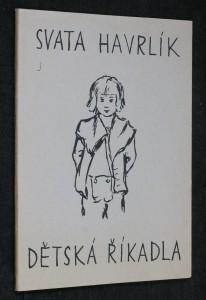 náhled knihy - Dětská říkadla při hrách na honěnou a na schovávačku