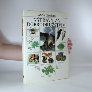 náhled knihy - Výpravy za dobrodružstvím