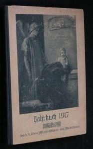 náhled knihy - Jahrbuch 1917