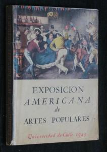 náhled knihy - Exposicion Americana de Artes Populares