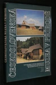 náhled knihy - Československá muzea v přírodě