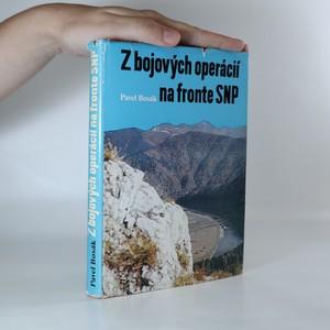 náhled knihy - Z bojových operácií na fronte SNP (slovensky)