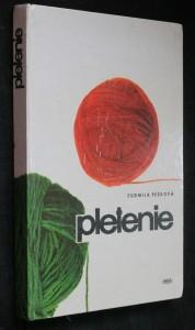 náhled knihy - Pletenie