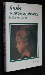 náhled knihy - Kresba 19. storočia na Slovensku