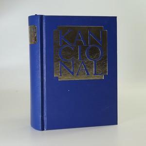 náhled knihy - Kancionál. Společný zpěvník českých a moravských diecézí