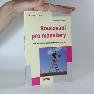 náhled knihy - Koučování pro manažery