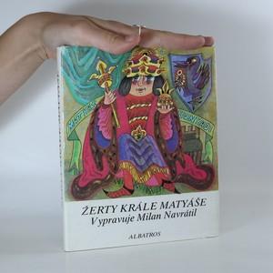 náhled knihy - Žerty krále Matyáše