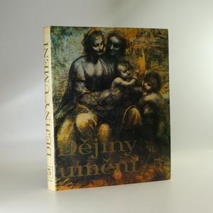 náhled knihy - Dějiny umění. 5. díl.