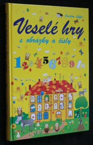 náhled knihy - Veselé hry s obrázky a čísly