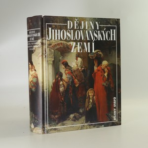 náhled knihy - Dějiny jihoslovanských zemí