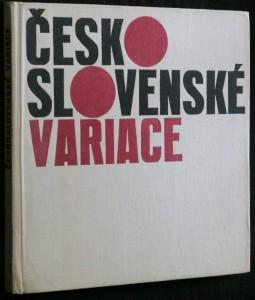 náhled knihy - Československé variace