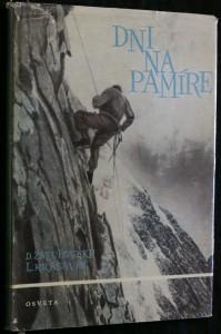 náhled knihy - Dni na Pamíre