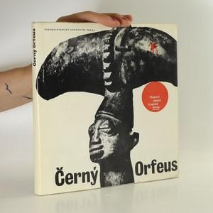 náhled knihy - Černý Orfeus. Moderní poezie tropické Afriky