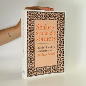 náhled knihy - Shakespeare's sonnets