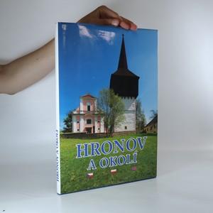 náhled knihy - Hronov a okolí
