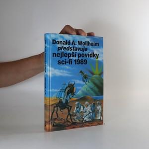 náhled knihy - Nejlepší povídky sci-fi 1989