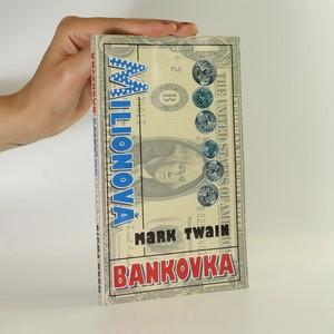 náhled knihy - Milionová bankovka