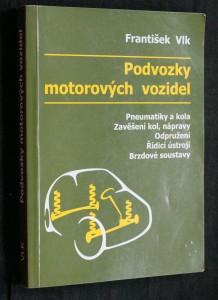 náhled knihy - Podvozky motorových vozidel