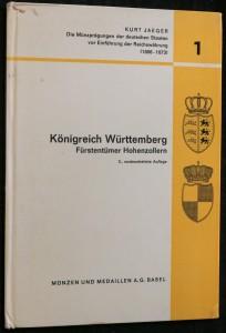 náhled knihy - Königreich Württemberg Fürstentümer Hohenzollern