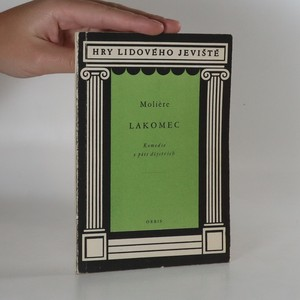 náhled knihy - Lakomec