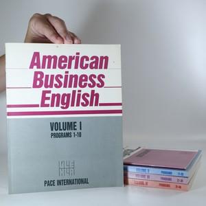 náhled knihy - American Business English. Vol. I. - IV. + Dictionary (5 svazků, viz foto)