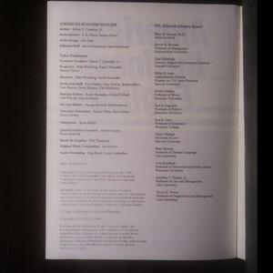 antikvární kniha American Business English. Vol. I. - IV. + Dictionary (5 svazků, viz foto), neuveden
