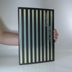 náhled knihy - Franz Kafka. Dopisy rodičům z let 1922/1924