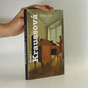 náhled knihy - Velký dům