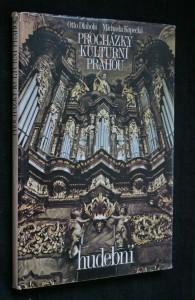 náhled knihy - Procházky kulturní Prahou : hudební