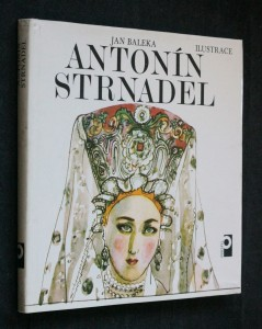 náhled knihy - Antonín Strnadel : ilustrace