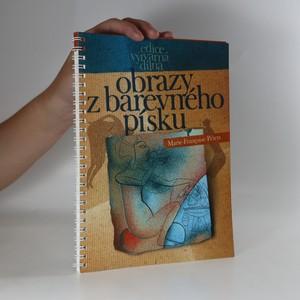 náhled knihy - Obrazy z barevného písku