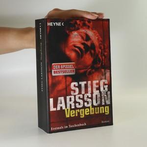 náhled knihy - Vergebung. Roman