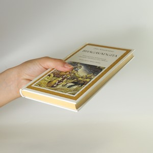 antikvární kniha Bhagavadgíta. Zpěv vznešeného, 1999