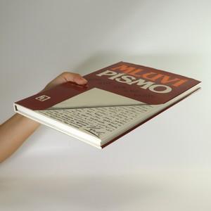antikvární kniha Mluví písmo. Proč, kdy, jak a ke komu, 1991
