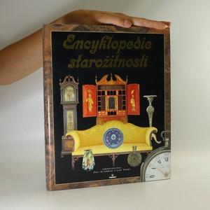 náhled knihy - Encyklopedie starožitností