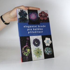 náhled knihy - Elegantní brože pro každou příležitost