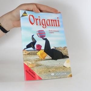 náhled knihy - Origami. Skvělé skládanky z papíru