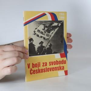 náhled knihy - V boji za svobodu Československa 1945-1990