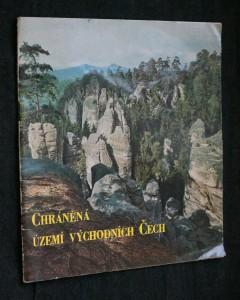 náhled knihy - Chráněná území východních Čech