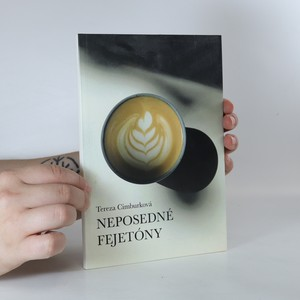 náhled knihy - Neposedné fejetóny (věnování a podpis autorky)