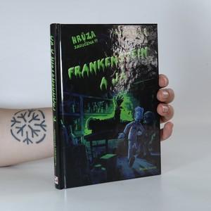 náhled knihy - Frankenstein a já