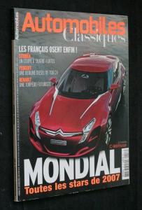 náhled knihy - Automobiles classiques, č. 157