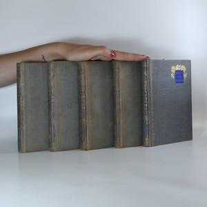 náhled knihy - Spisy Guy de Maupassanta (5 svazků, viz poznámka)