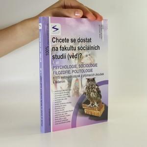 náhled knihy - Chcete se dostat na fakultu sociálních studií (věd)?. 1. díl.