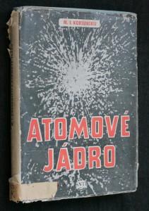 náhled knihy - Atomové jádro
