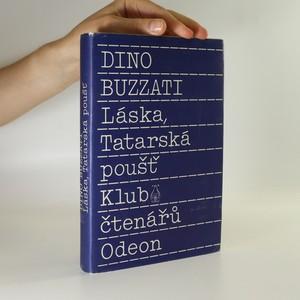 náhled knihy - Láska. Tatarská poušť