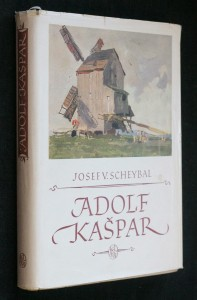 náhled knihy - Adolf Kašpar : život a dílo
