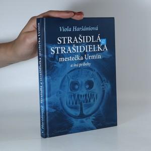 náhled knihy - Strašidlá a strašidielka městečka Urmín